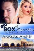 Big Box of Secrets - A Sexy BBW Romance Novelette from Steam Books