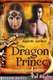 The Dragon Prince - A Sexy Medieval Fantasy Novelette from Steam Books