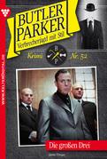 Butler Parker 52 - Kriminalroman