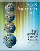East and Southeast Asia 2015-2016