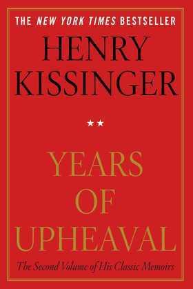 Years of Upheaval