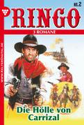 Ringo 3 Romane Nr. 2 - Western