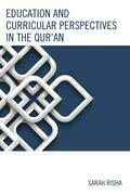 Education and Curricular Perspectives in the Qur'an