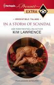 In a Storm of Scandal