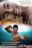 Captured - A Sexy Medieval Fantasy Interracial BWWM Romance Novelette from Steam Books
