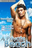 A Private Beach - Sexy Gay Interracial M/M White-on-Asian Erotica from Steam Books