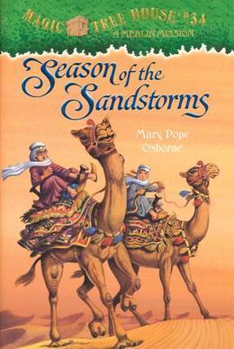 Magic Tree House #34: Season of the Sandstorms