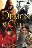The Demon Cycle 4-Book Bundle: The Warded Man, The Desert Spear, The Daylight War, The Skull Throne