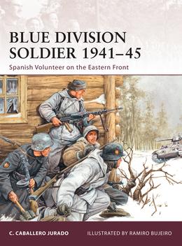 Blue Division Soldier 1941Â?45