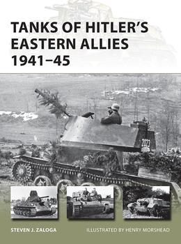 Tanks of HitlerÂ?s Eastern Allies 1941Â?45