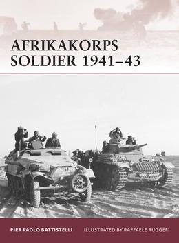 Afrikakorps Soldier 1941Â?43