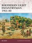 Rhodesian Light Infantryman 1961Â?80