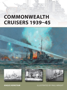Commonwealth Cruisers 1939Â?45