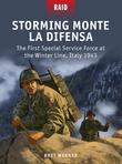 Storming Monte La Difensa