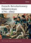 French Revolutionary Infantryman 1791Â?1802