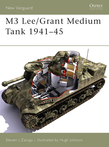 M3 Lee/Grant Medium Tank 1941Â?45