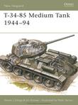 T-34-85 Medium Tank 1944Â?94