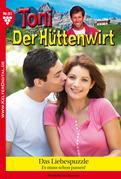 Toni der Hüttenwirt 91 - Heimatroman