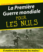 La Premire Guerre mondiale Pour les Nuls