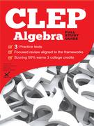 CLEP Algebra