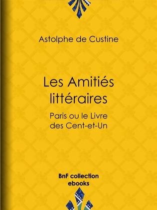 Les Amitiés littéraires