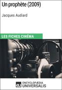 Un prophète de Jacques Audiard