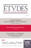 Revue Etudes - Mai 2016