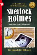 Sherlock Holmes 9 - Kriminalroman