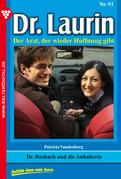 Dr. Laurin 91 - Arztroman