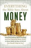 Everything the Bible Says about Money