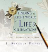 Finding the Right Words for Life's Celebrations