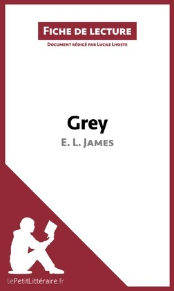 Grey de E. L. James (Fiche de lecture)