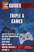 EZ Guides: Triple a Games: Red Dead Redemption / Alan Wake / Heavy Rain / Modern Warfare 2 / Fallout 3