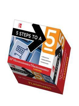 5 Steps to a 5 AP Microeconomics/Macroeconomics Flashcards