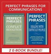 Perfect Phrases for Communications (EBOOK BUNDLE)