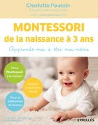 Montessori de la naissance à 3 ans