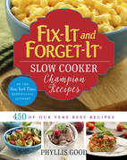 Fix-It and Forget-It Slow Cooker Champion Recipes