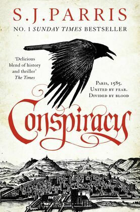 Conspiracy (Giordano Bruno, Book 5)