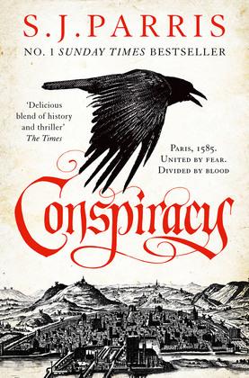 Conspiracy (Giordano Bruno, Book 5)
