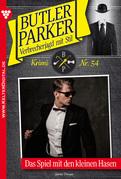 Butler Parker 54 - Kriminalroman