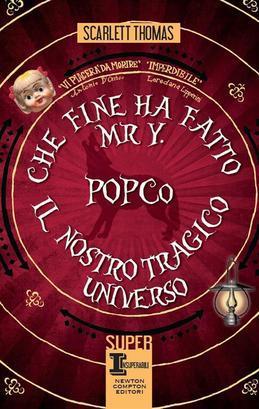 Che fine ha fatto Mr Y. - PopCo - Il nostro tragico universo