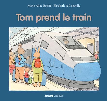 Tom prend le train