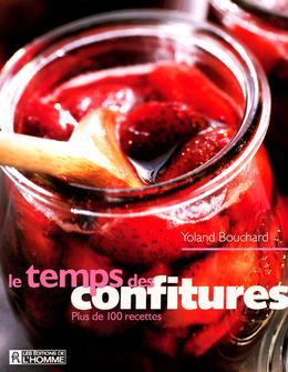 LE TEMPS DES CONFITURES
