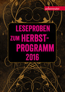 Ueberreuter Lesebuch Kinder- und Jugendbuch Herbst 2016