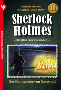 Sherlock Holmes 10 - Kriminalroman