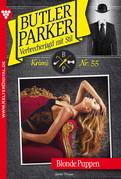 Butler Parker 55 - Kriminalroman