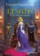Lesath II. El trono vacío (Edición mexicana)