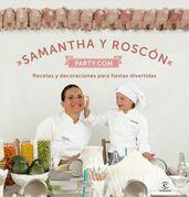 Samantha y Roscón party.com
