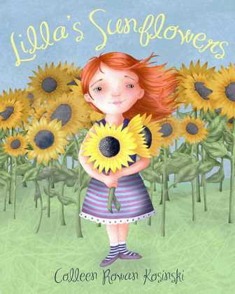 Lilla's Sunflowers