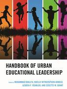 Handbook of Urban Educational Leadership